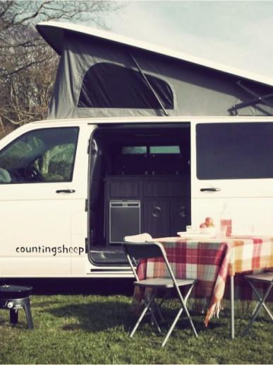 Van and pcinic campervan hire