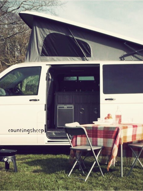 Van and pcinic campervan hire