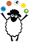 Counting Sheep Campers sheep value icon