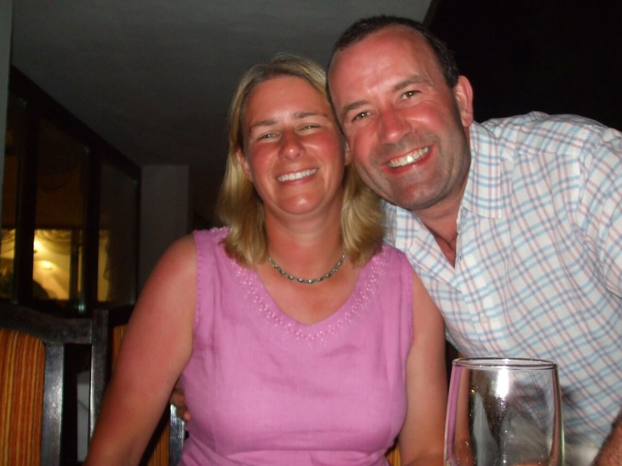 alison and mark holiday