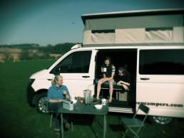 opt family by sandy camper van rent