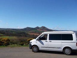 view across borders camper van rent