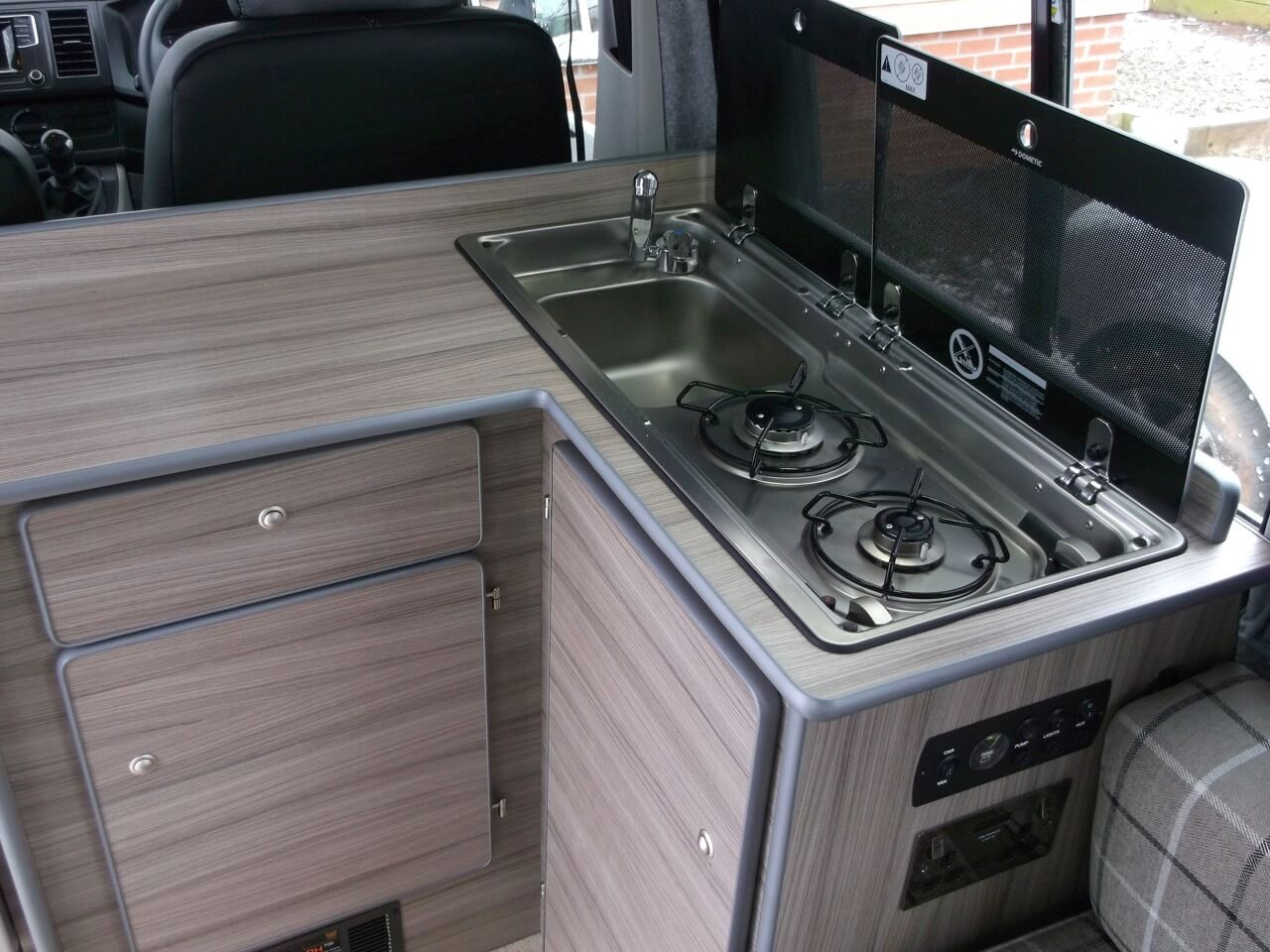 kitchen skye motorhome rent
