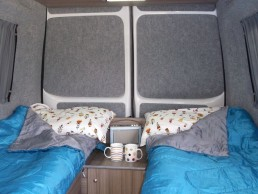 beds and mugs skye motorhome hire