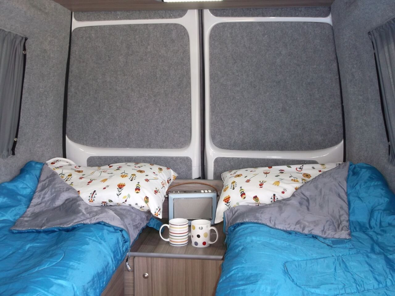 beds and mugs skye motorhome hire