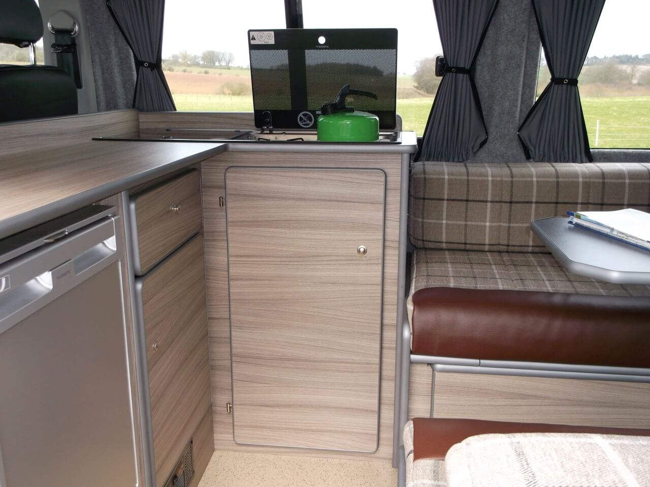 lounge through side door skye motorhome hire