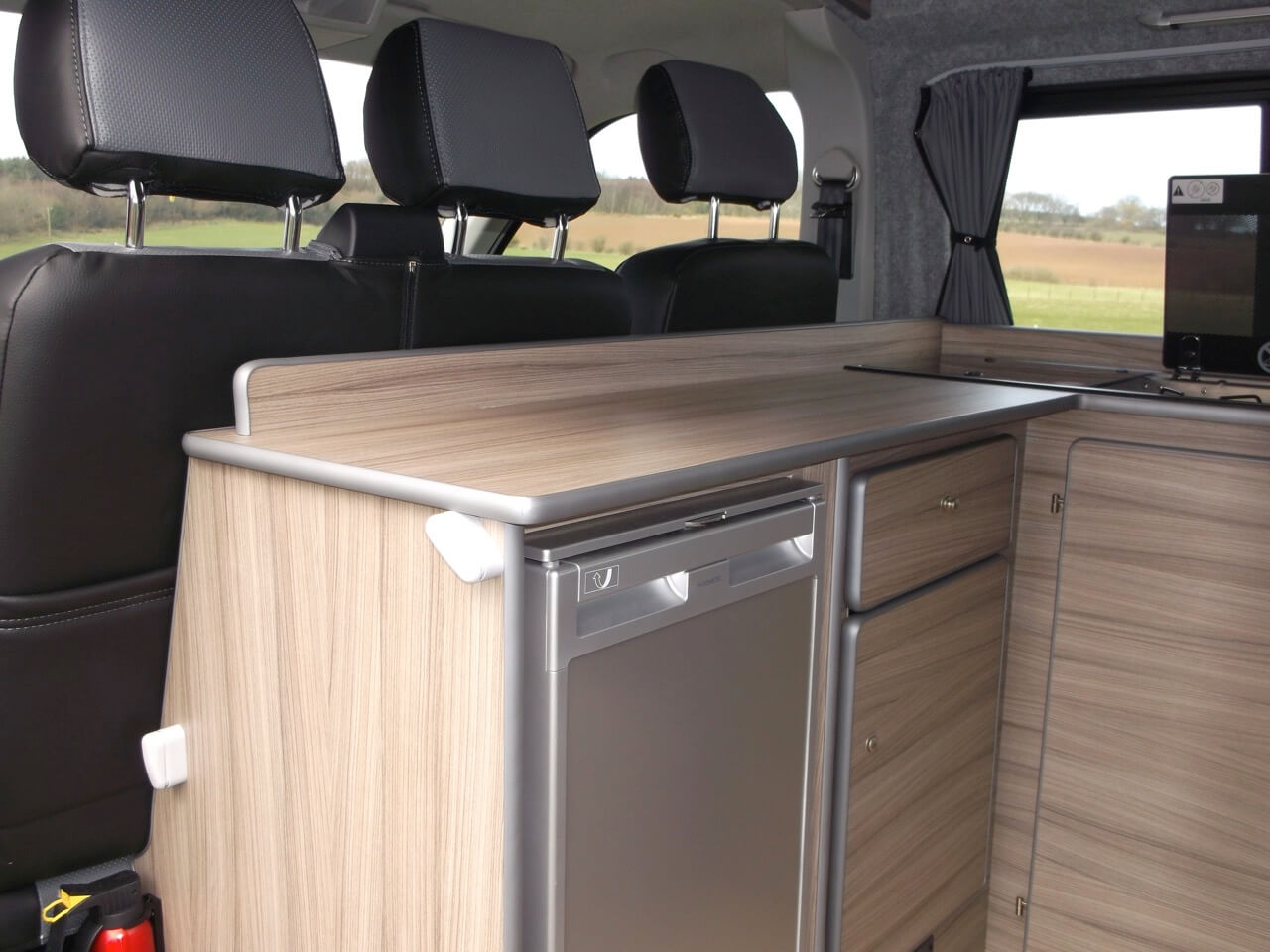 fridge skye motorhome hire