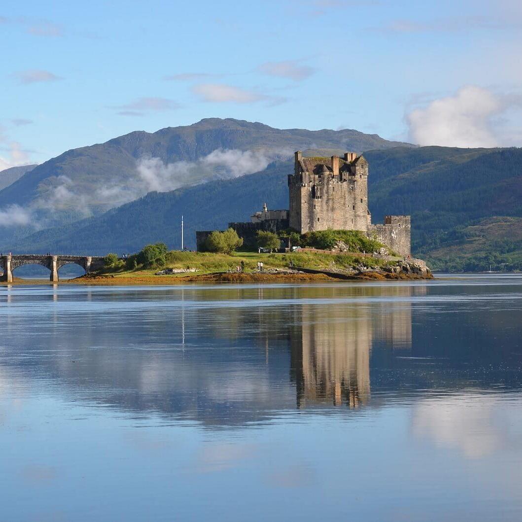 castle on loch romance