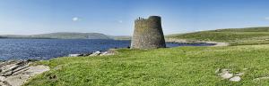 castle shetland