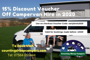 campervan discount